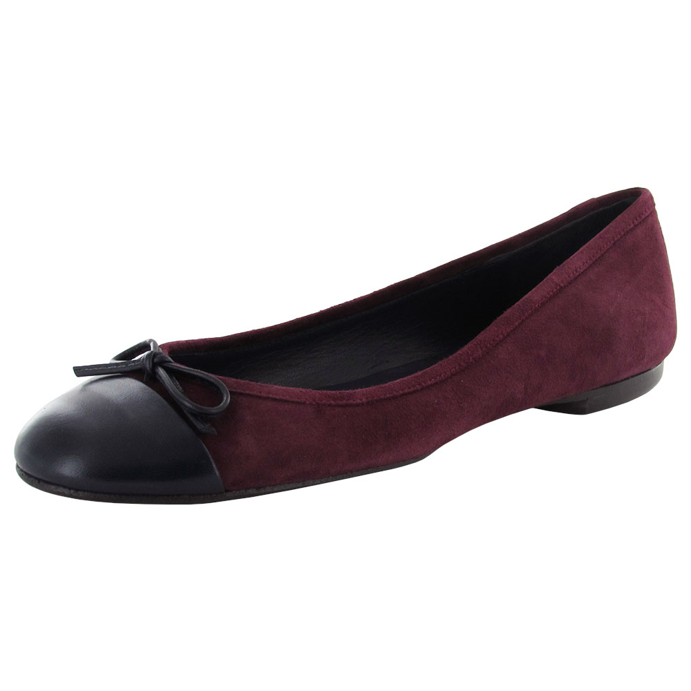 Born Julianne Floral Ballet Flat For days when high heels just won't do, this fetching flat keeps your look alluring with its dainty design. Opanka handcrafted construction ensures it's far from flimsy, with a padded footbed and rubber sole to cushion your feet when those heels are on hiatus.