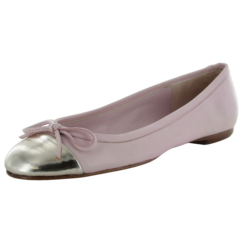 Lilac Flat Shoes