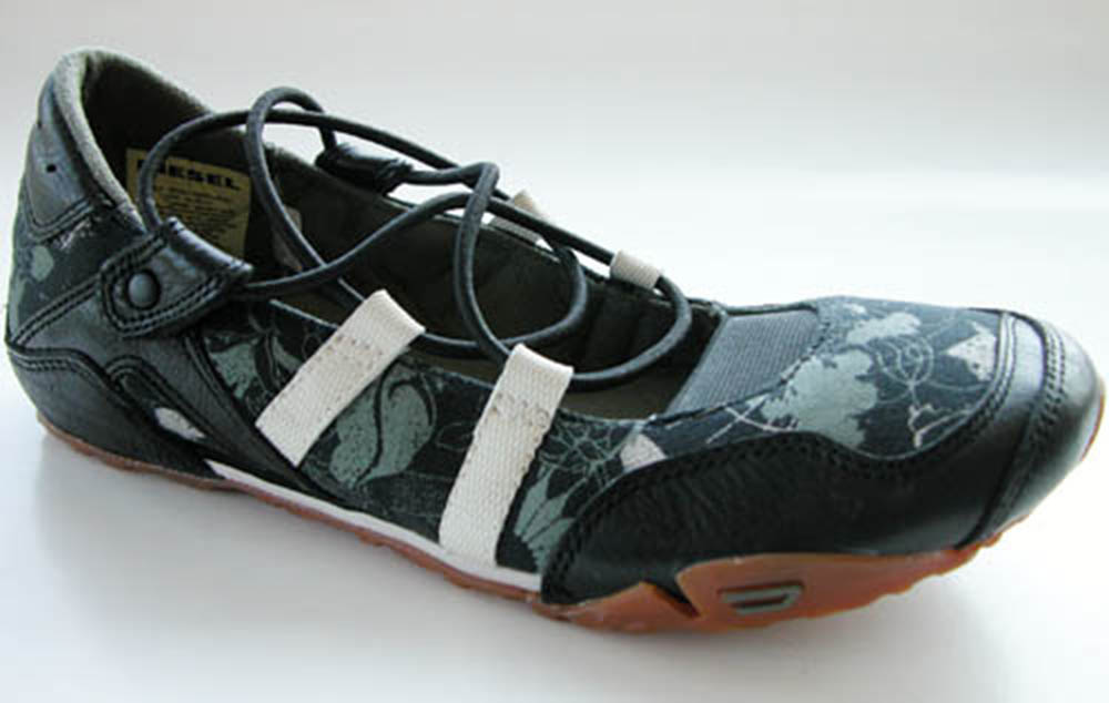Diesel Maudy Jane Womens Shoes Ballet Flats | eBay