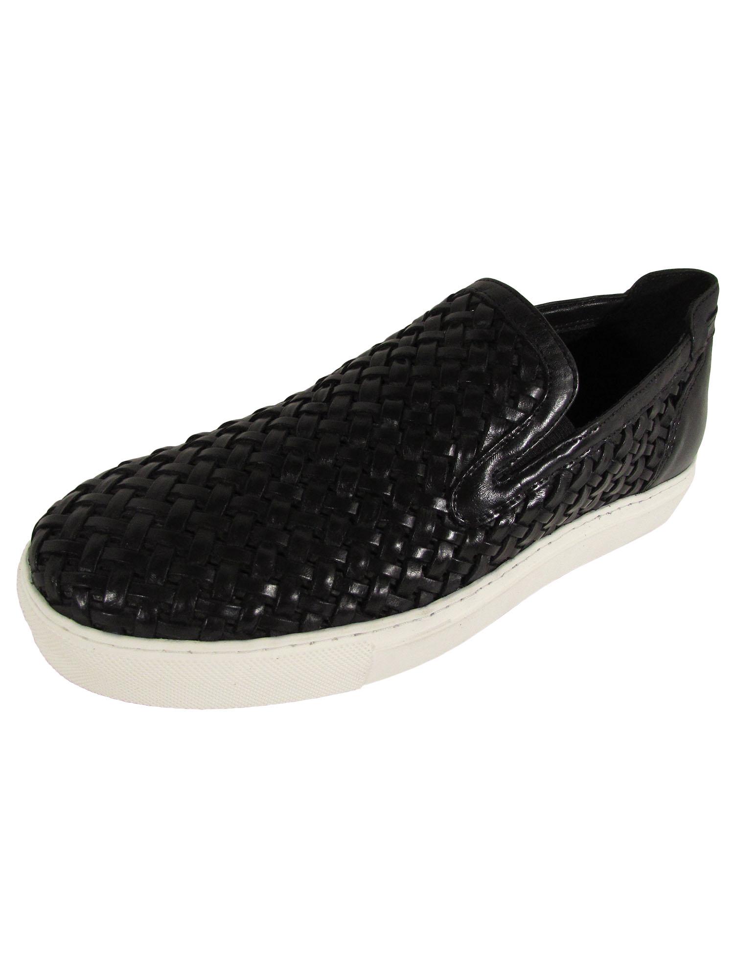 Donald J Pliner Uomo Clark-96 Woven  Nappa  Woven Shoes