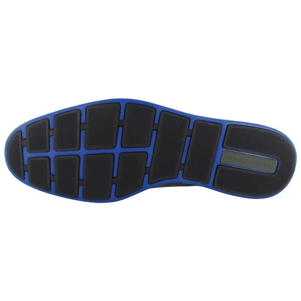 Donald J Slip Pliner Uomo Ellard2-K Slip J On Penny Loafer Shoes 1fb6f3