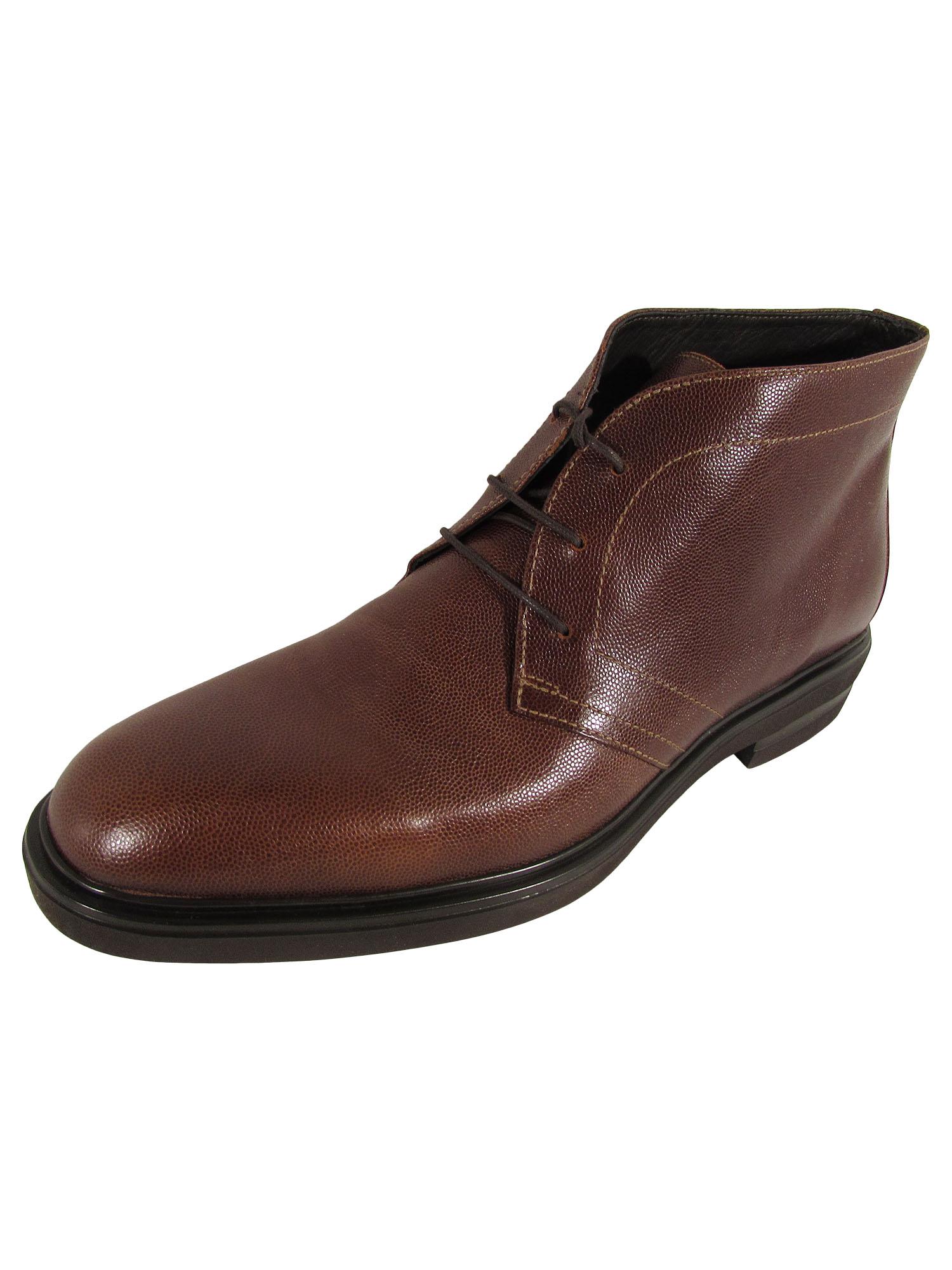 Donald J Pliner Uomo Ericio-ZG Ericio-ZG Uomo Pelle Chukka Boot Shoes ed7f5e