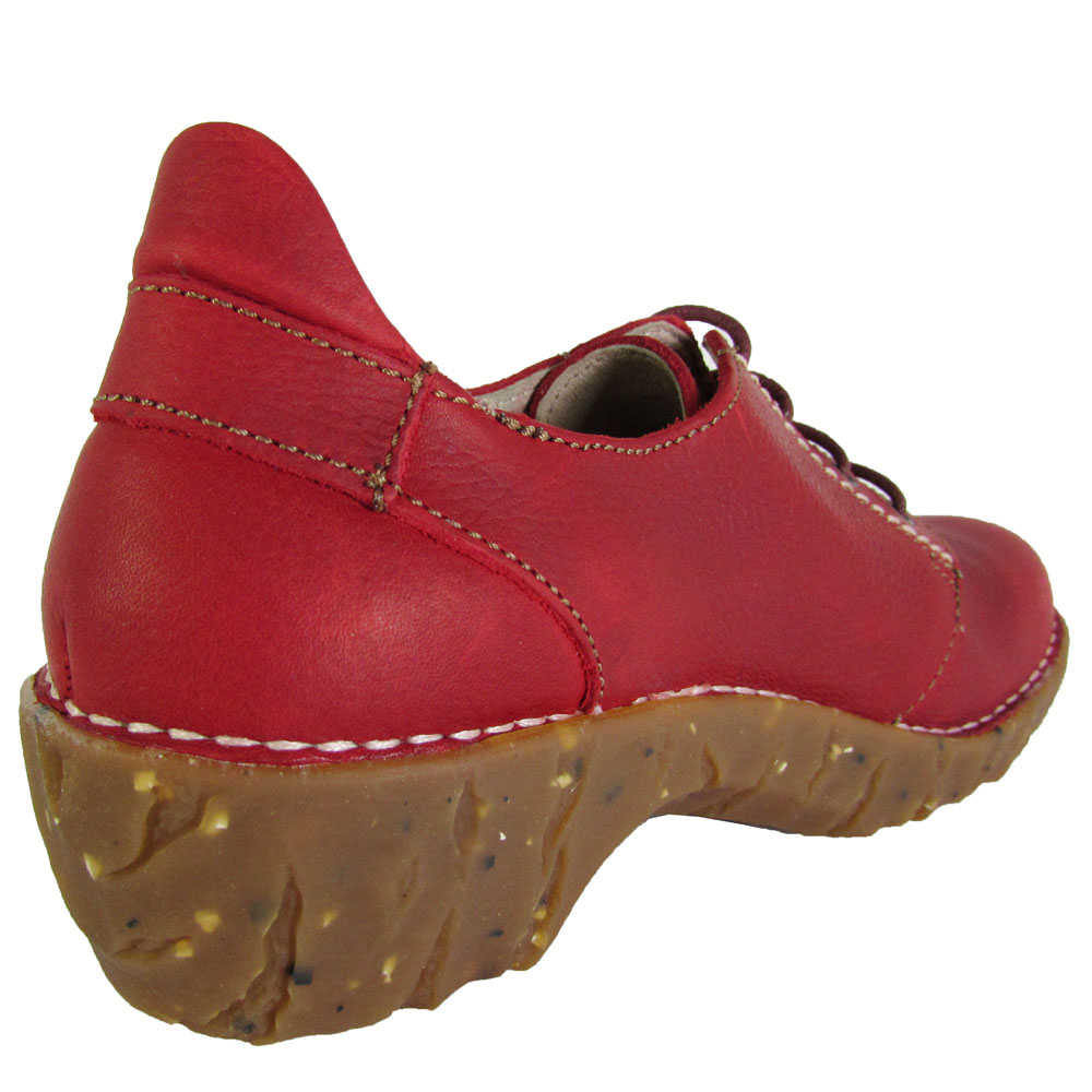 Lace Up Naturalista Womens Shoes