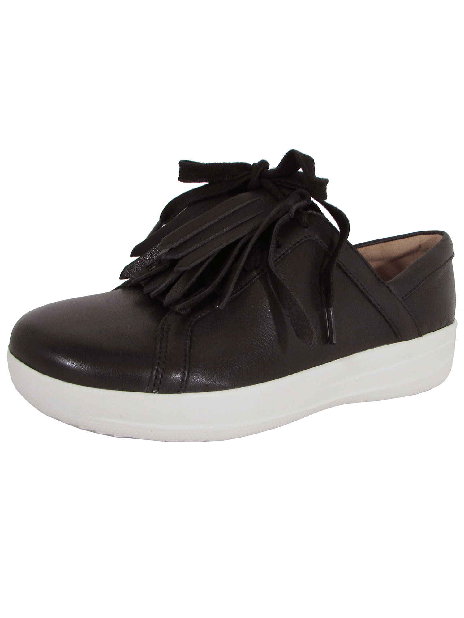 FitFlop Mujer F-Deportivo II Zapatillas Zapatos Con Cordones Cordones Con flecos 0f55cd