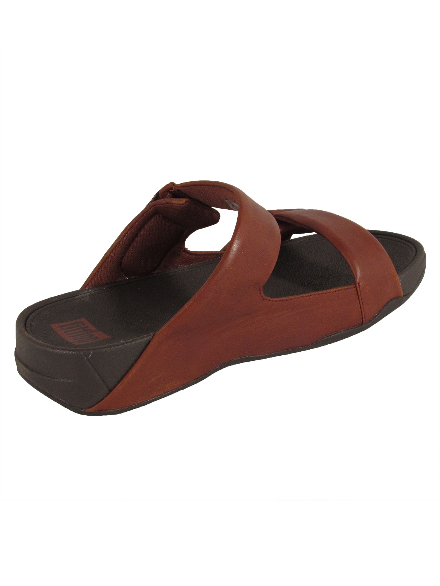 thumbnail 16 - Fitflop-Mens-Gogh-Moc-Slide-Adjustable-Sandal-Shoes