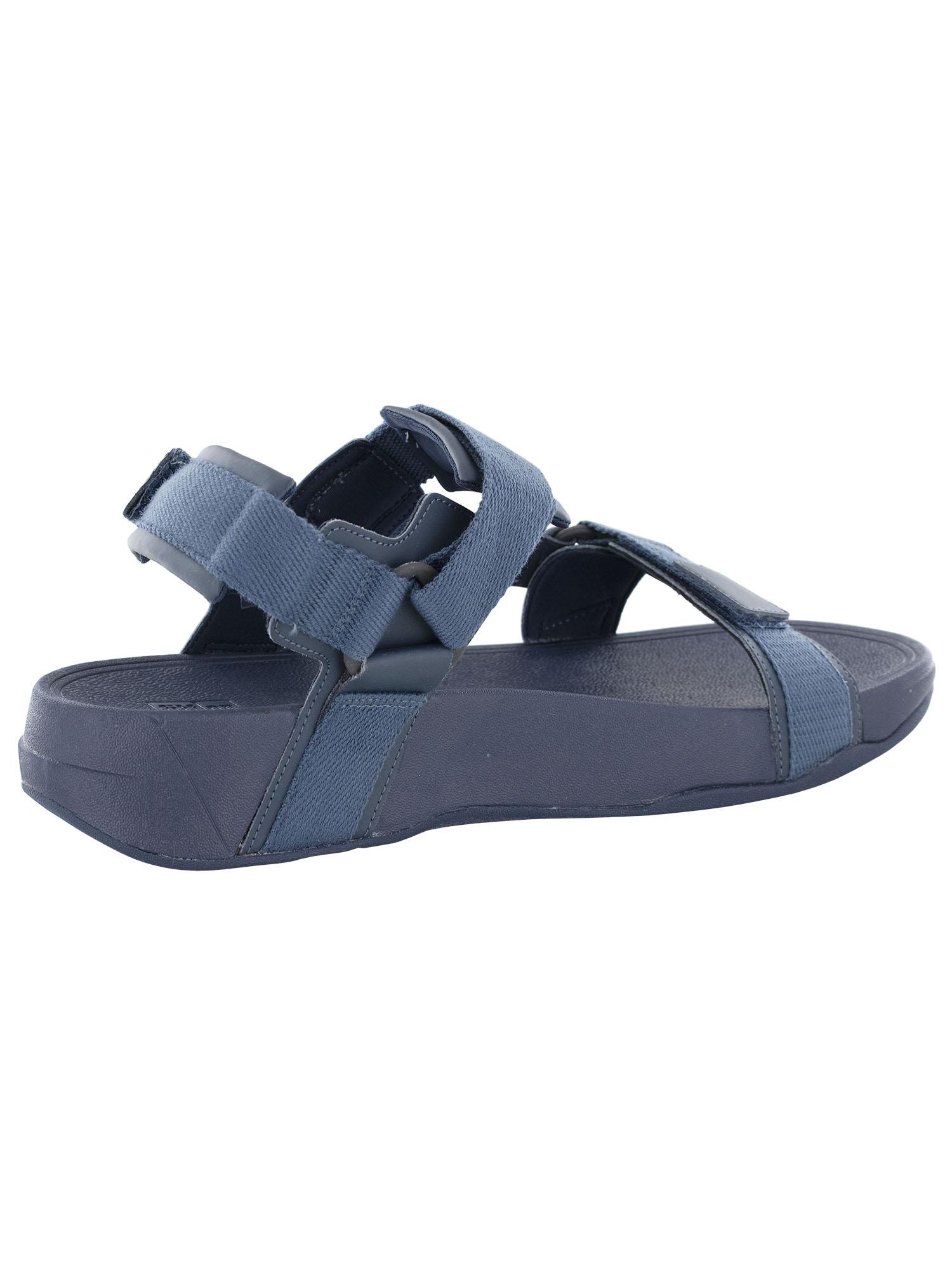 thumbnail 10 - Fitflop-Mens-Ryker-Webbing-Athletic-Sandal-Shoes