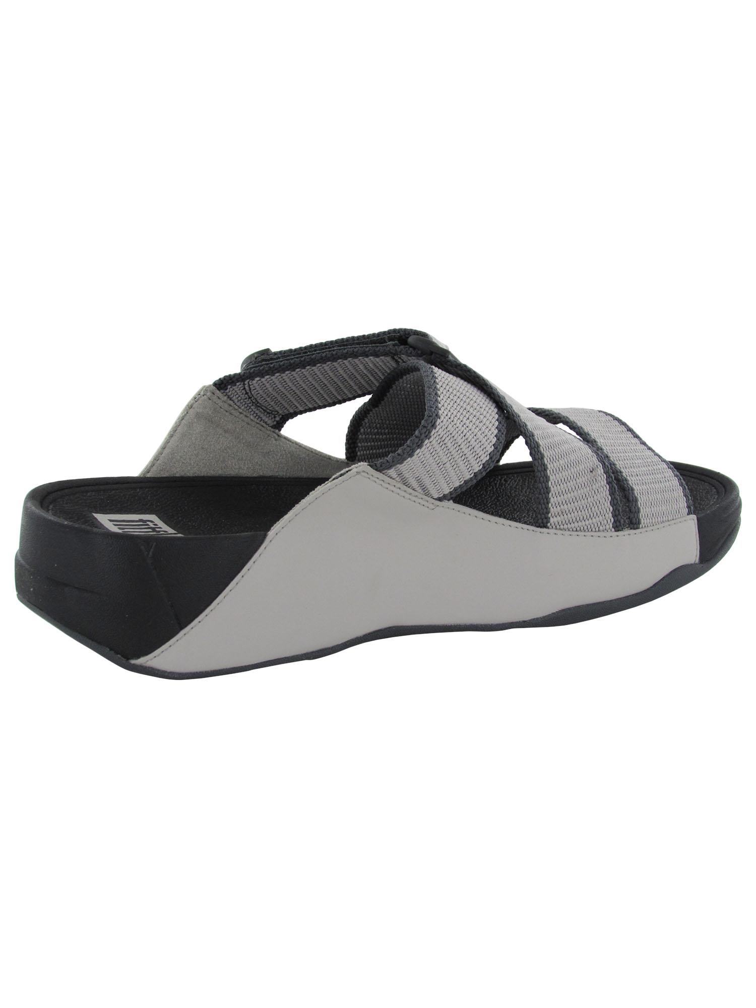 Fitflop-Mens-Sling-II-Webbing-Slide-Sandals thumbnail 13