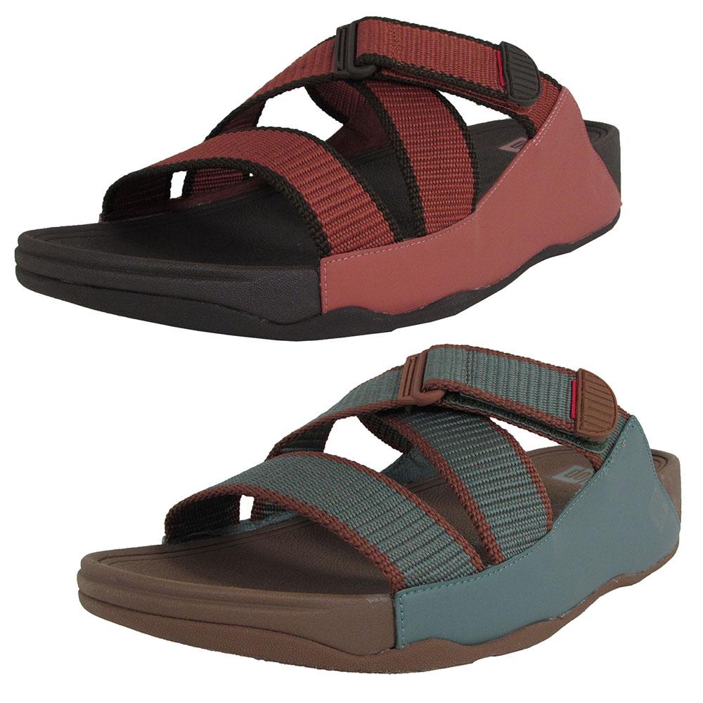 Fitflop-Mens-Sling-II-Webbing-Slide-Sandal-Shoes
