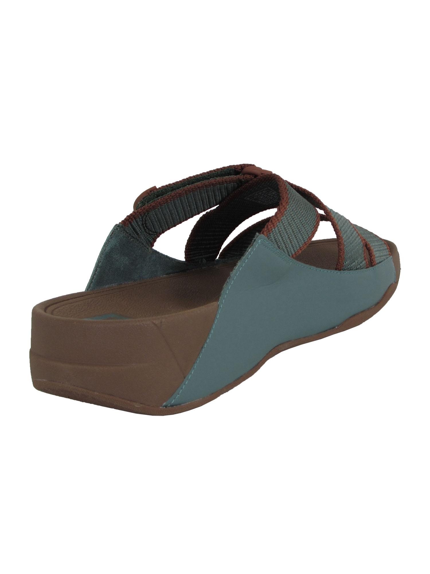 Fitflop-Mens-Sling-II-Webbing-Slide-Sandal-Shoes thumbnail 4
