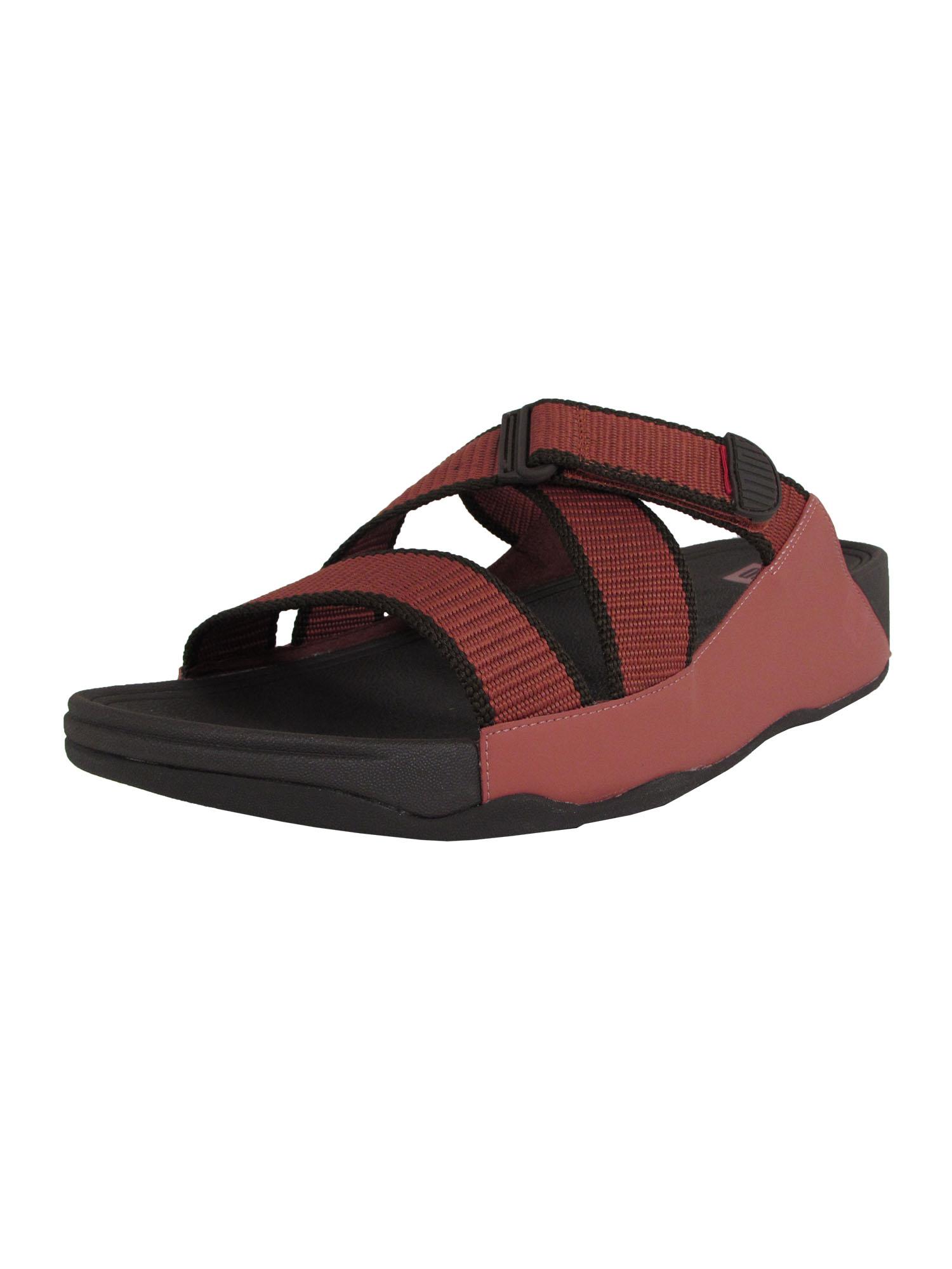 Fitflop-Mens-Sling-II-Webbing-Slide-Sandal-Shoes thumbnail 5