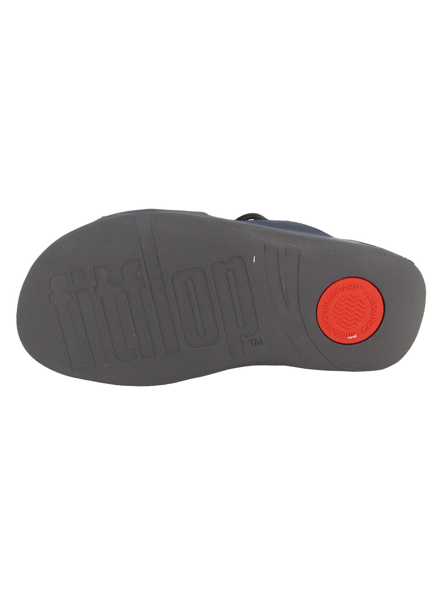 Fitflop-Mens-Sling-II-Webbing-Slide-Sandals thumbnail 9