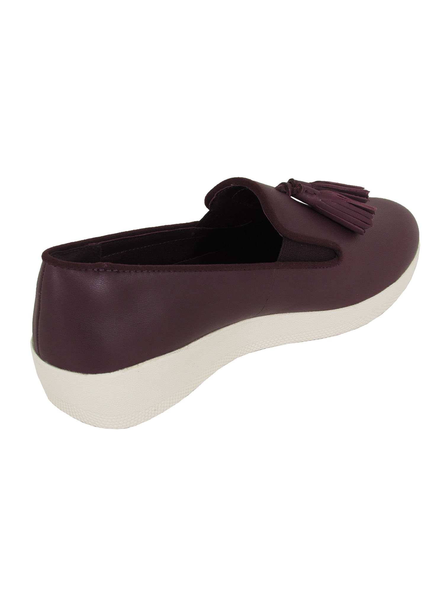 FitFlop-Womens-Tassel-Superskate-Slip-On-Loafer-Shoes thumbnail 4
