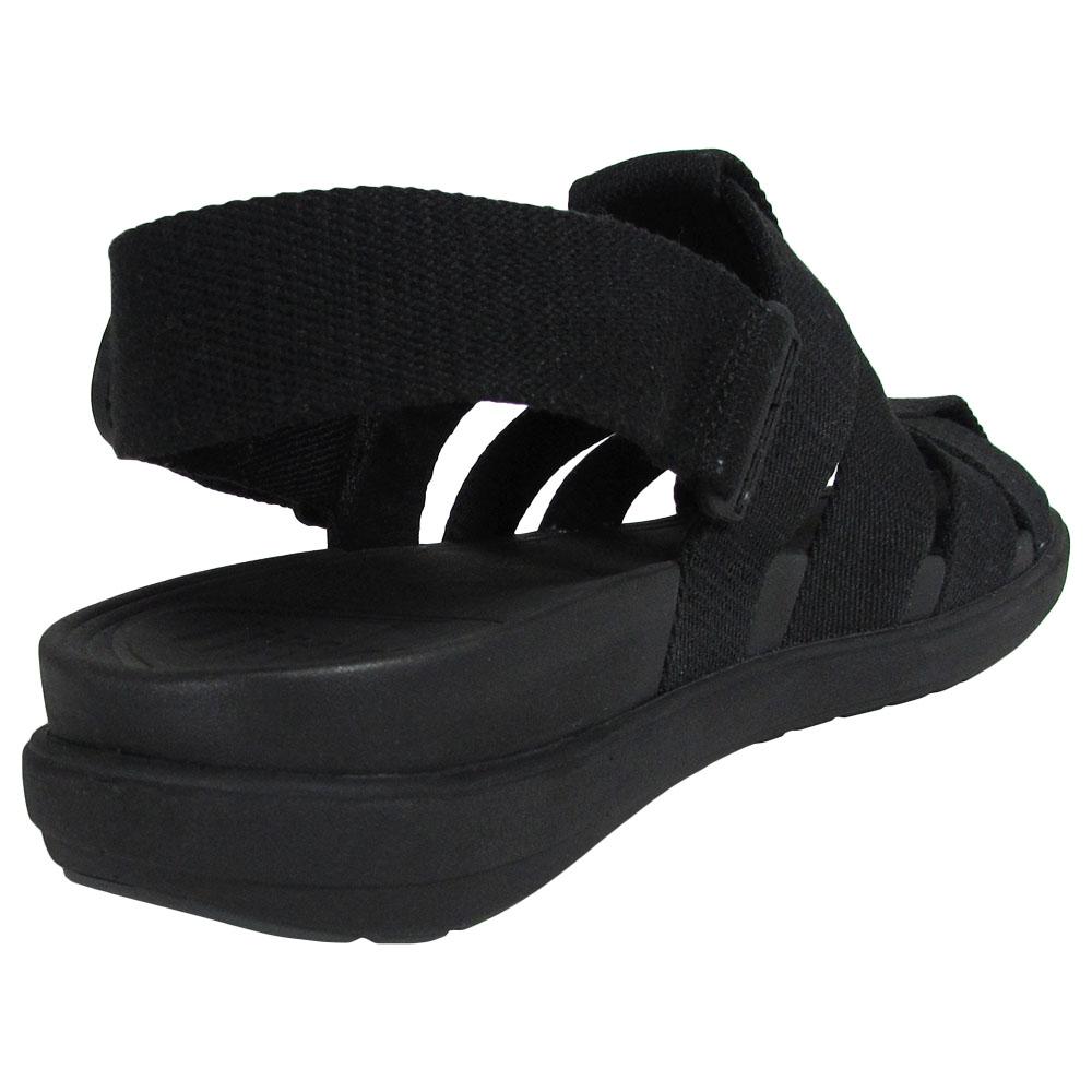 Sandali e scarpe per il mare da uomo Fitflop uomos FFisher Textile Fisherman Sandal Shoes