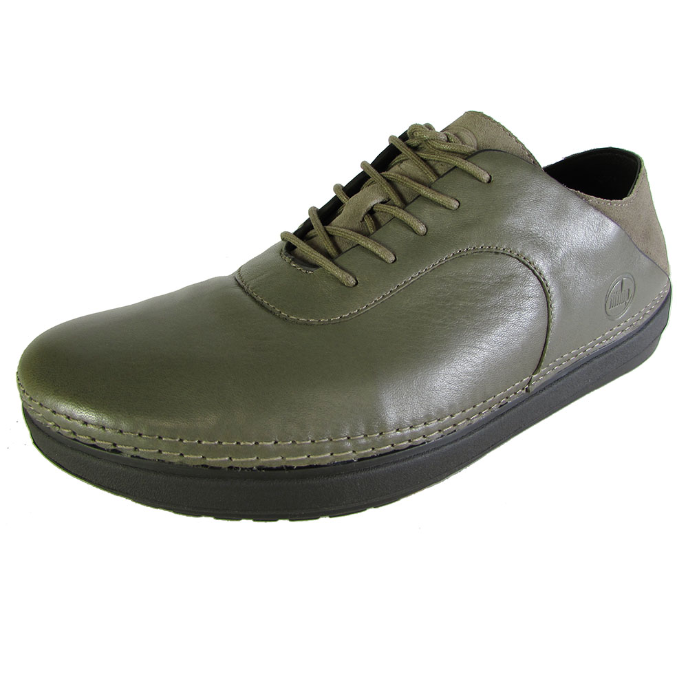 Mens Bungee Lace Shoes