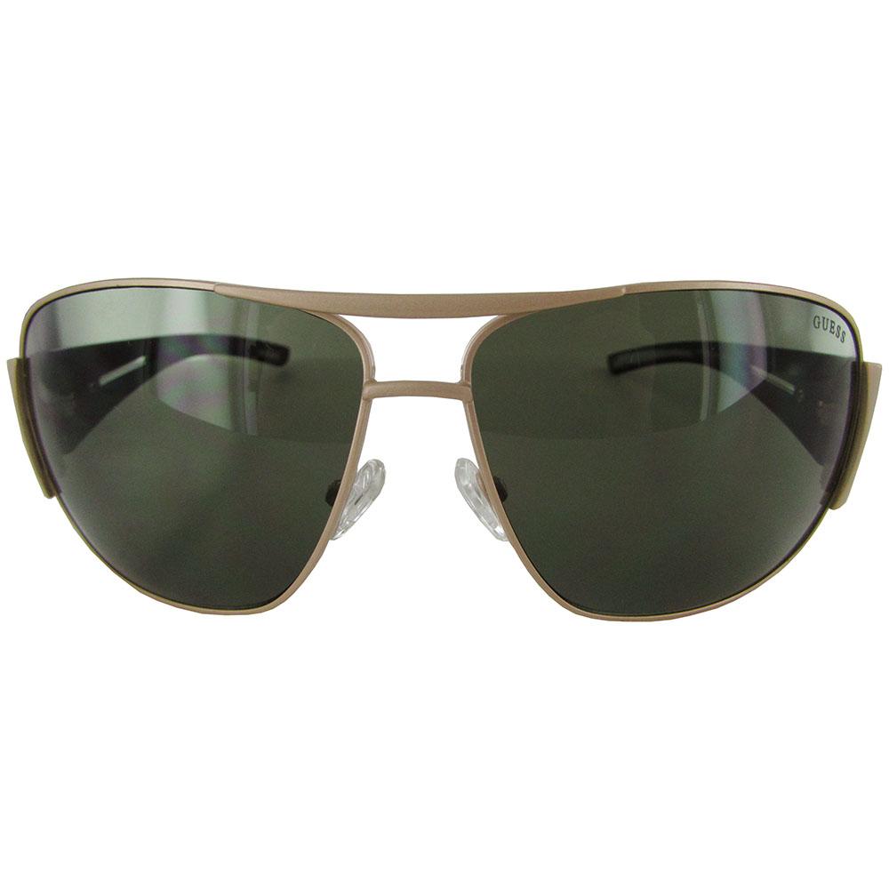 Guess-Womens-GF0143-Wire-Rim-Wrap-Around-Fashion-Sunglasses thumbnail 6