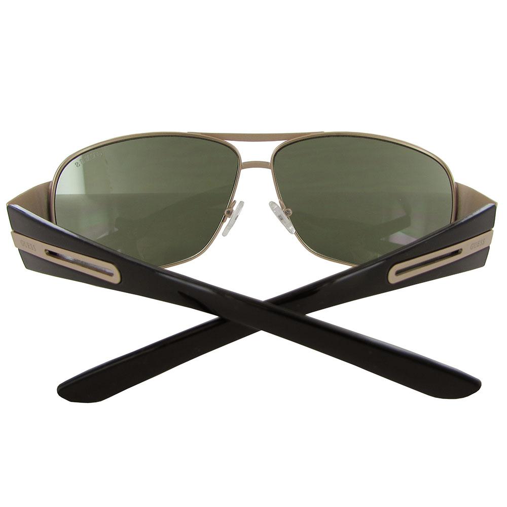 Guess-Womens-GF0143-Wire-Rim-Wrap-Around-Fashion-Sunglasses thumbnail 8