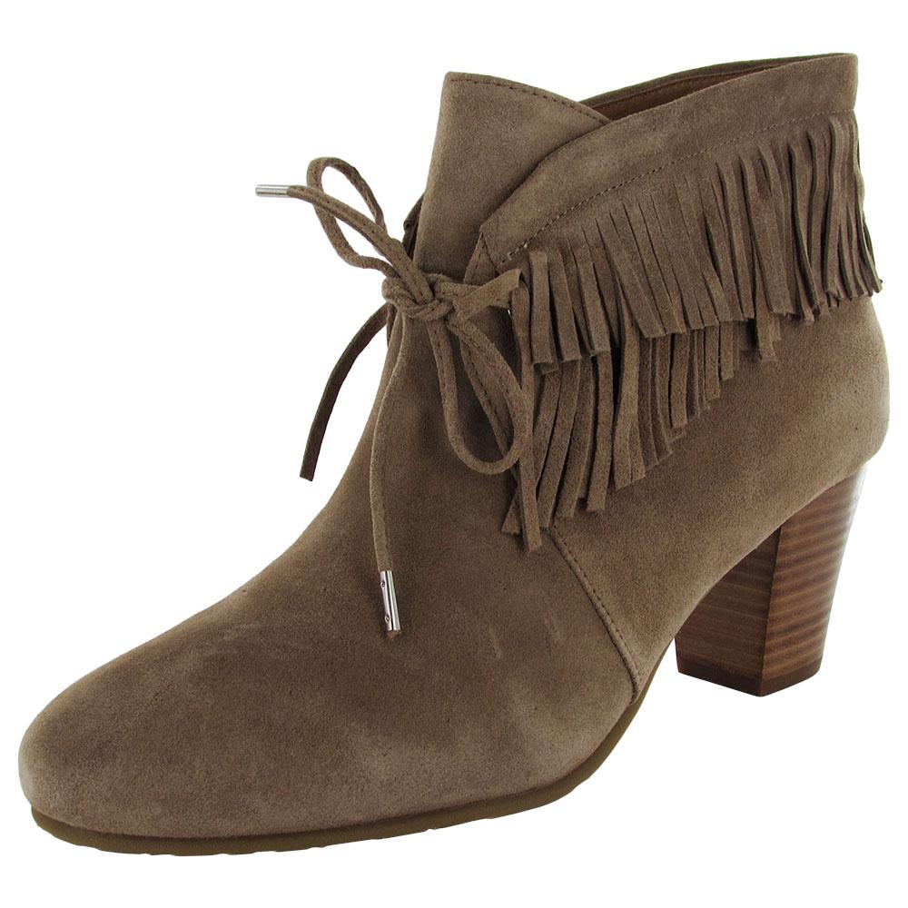 Gentle Gentle Gentle Souls Damenschuhe Bettie Suede Fringe Ankle Boot Schuhes 1b9d9d