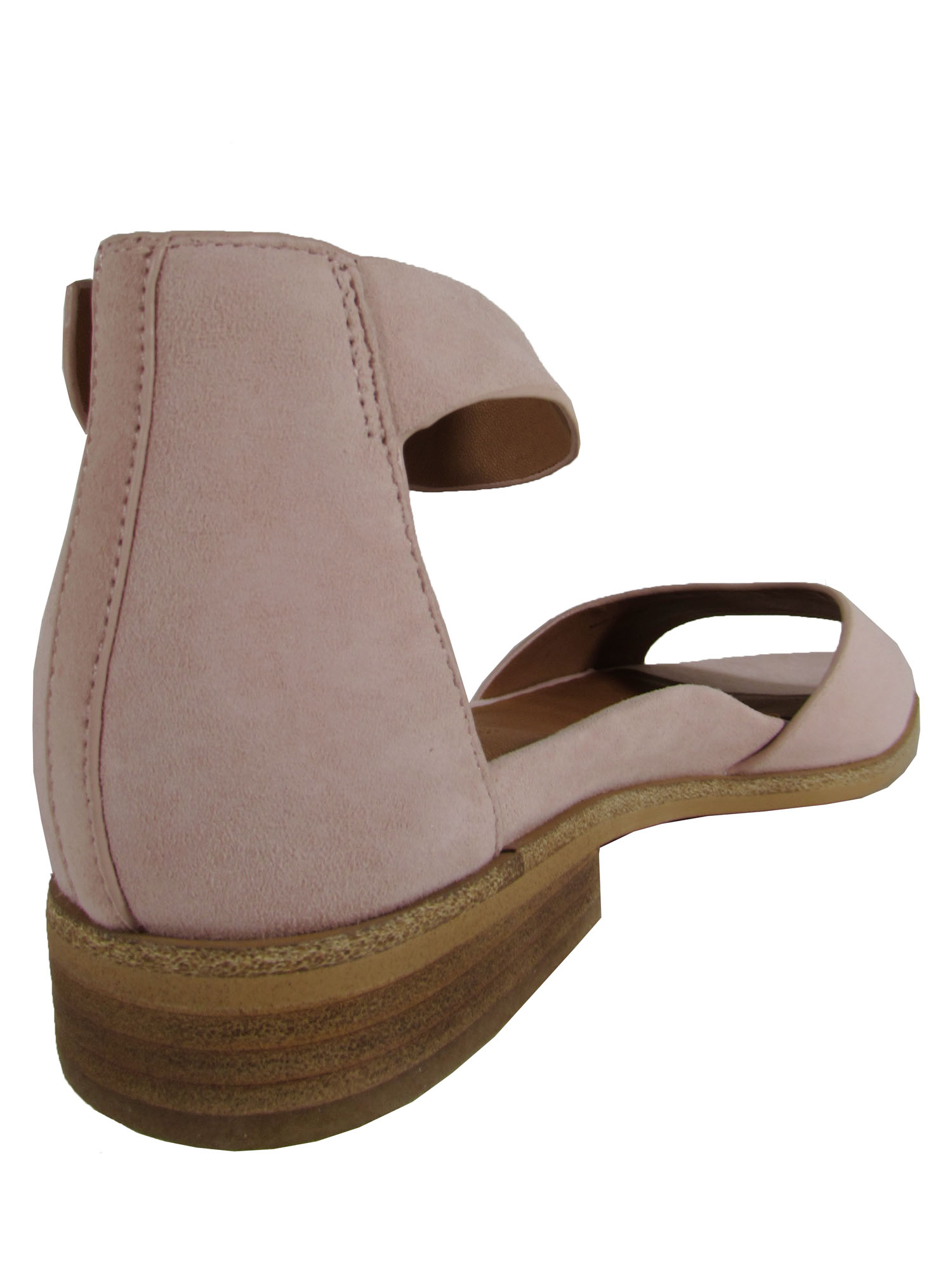 Gentle Souls Womens Gracey Suede Ankle Strap Strap Strap