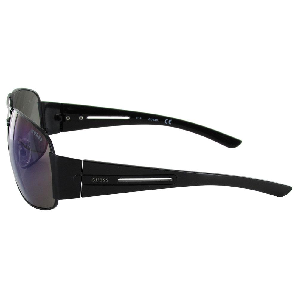 Guess-Womens-GF0143-Wire-Rim-Wrap-Around-Fashion-Sunglasses thumbnail 3