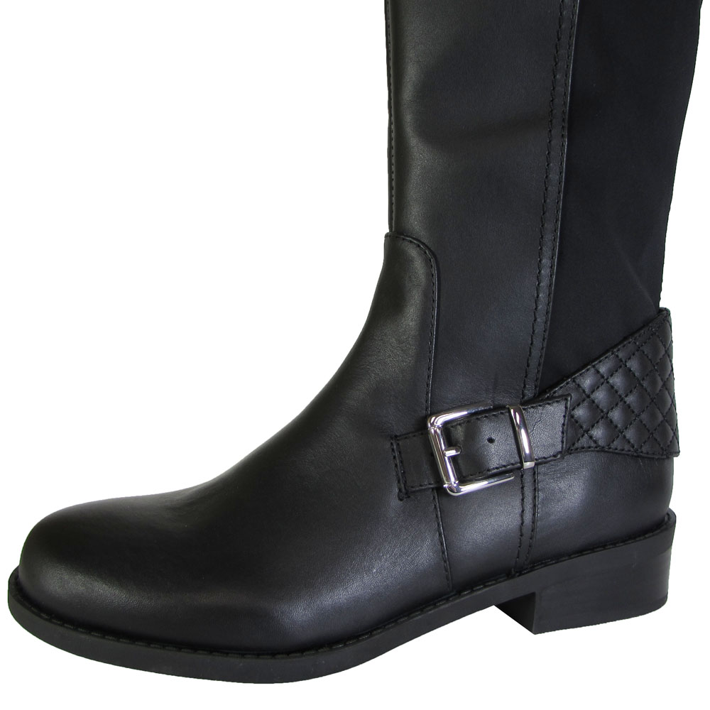 Me-Too-Womens-Dallas-Knee-High-Riding-Boot-Shoe thumbnail 4