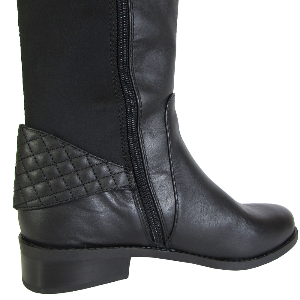 Me-Too-Womens-Dallas-Knee-High-Riding-Boot-Shoe thumbnail 6