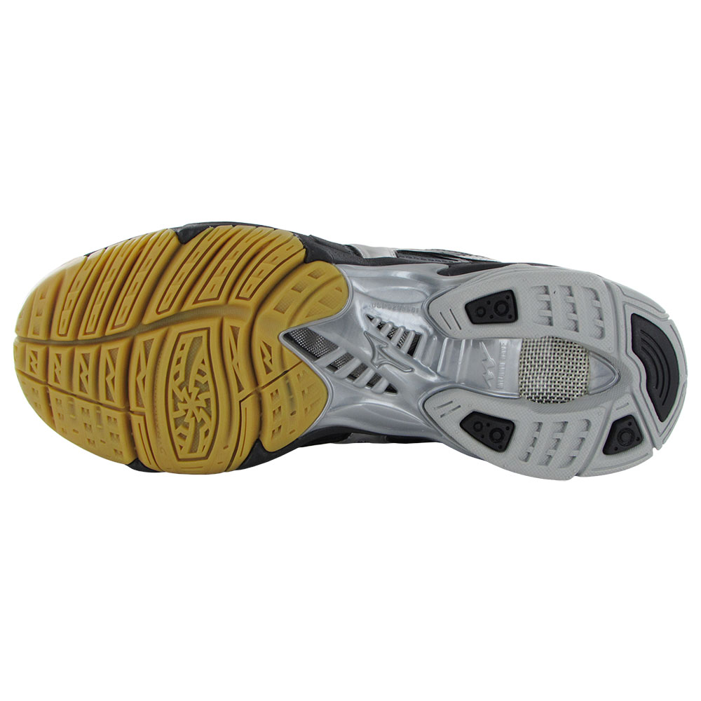 Mizuno Boulon Vague 4 Chaussures De Volley-ball Y9NgKu