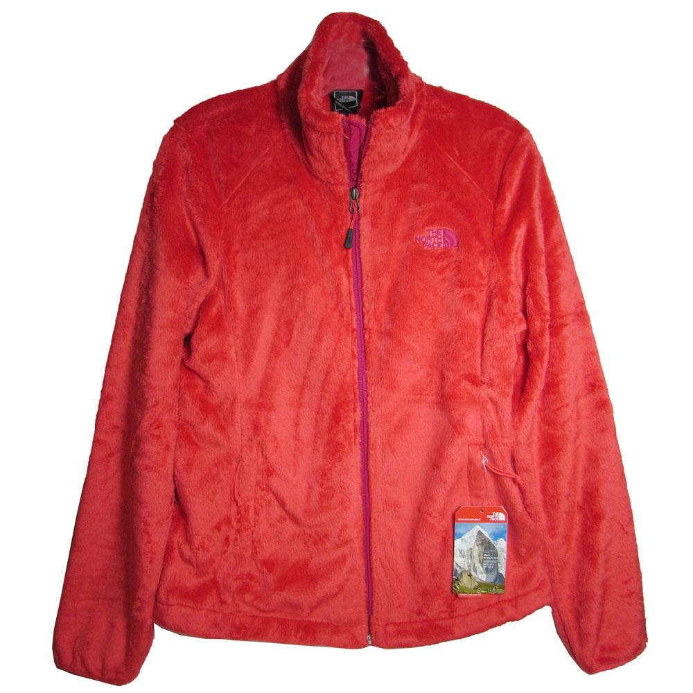 North face womens fleece jackets