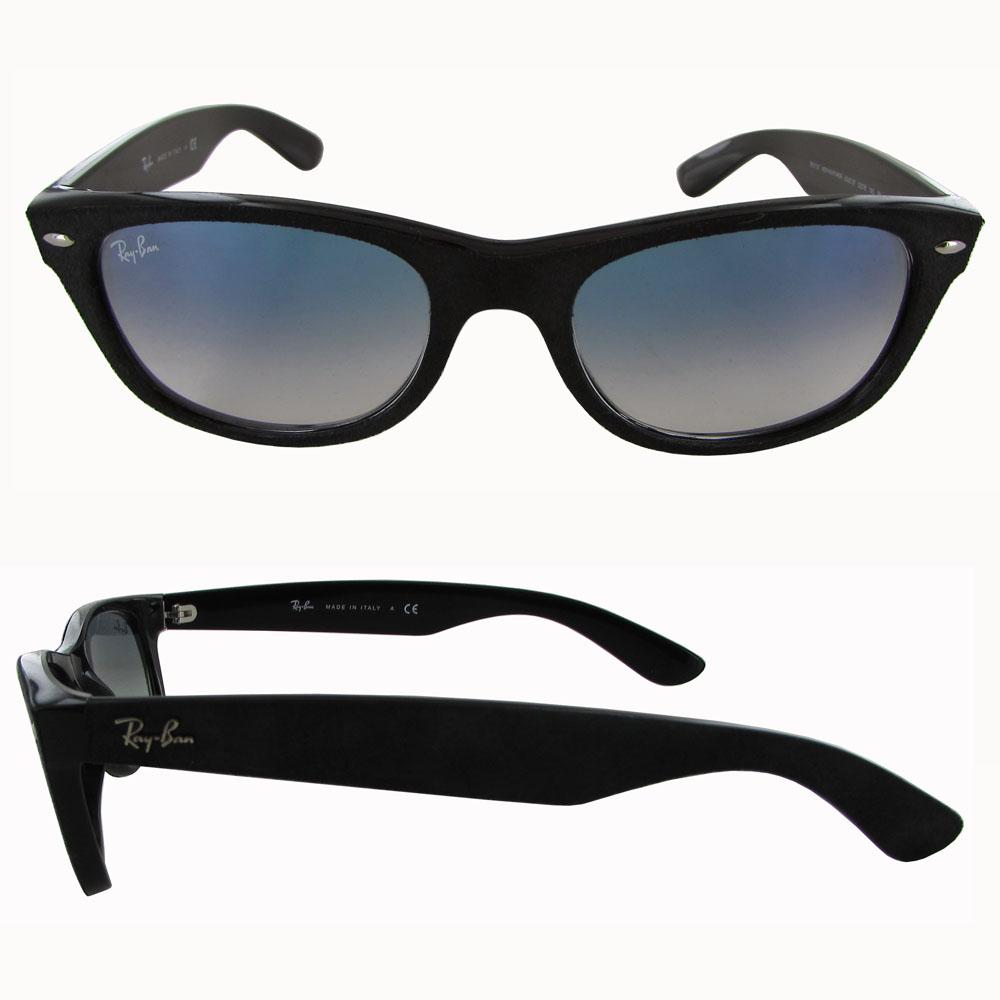 3aeb76eef5c4 Ray Ban Womens RB2132 New Wayfarer Classic Square Sunglasses