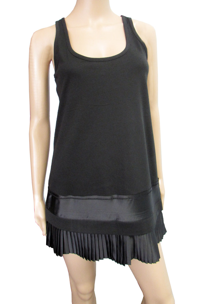 96a47e33c8198 Image is loading Fenty-Puma-By-Rihanna-Womens-Pleated-Hem-Jersey-