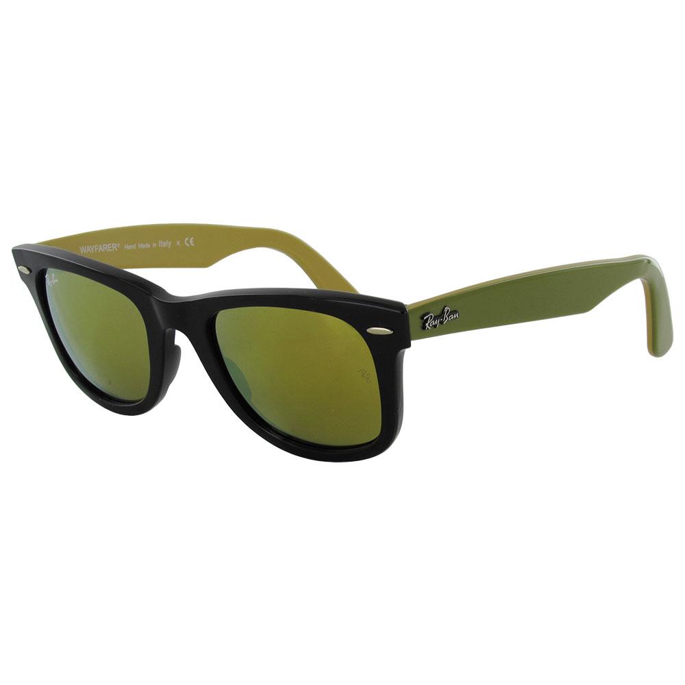 Ray Ban Mens 2140 Original Wayfarer Fashion Sunglasses