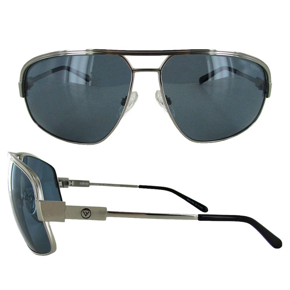 Revo-Unisex-1002-Stargazer-Aviator-Sunglasses thumbnail 3