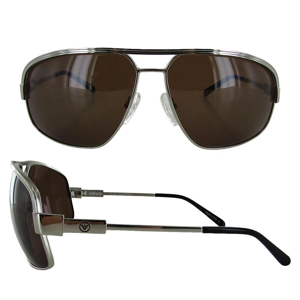Revo-Unisex-1002-Stargazer-Aviator-Sunglasses thumbnail 7