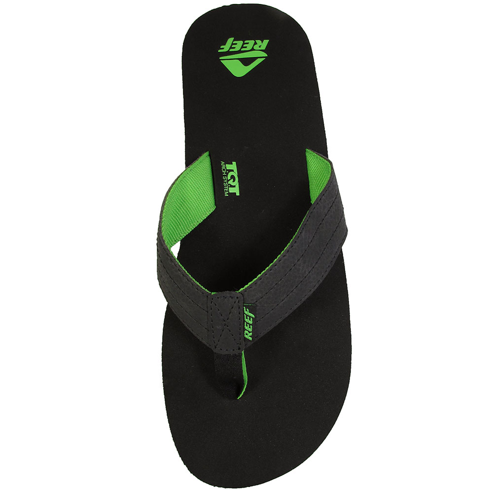 Reef-Mens-Quencha-TQT-Thong-Flip-Flop-Sandal-Shoes thumbnail 5
