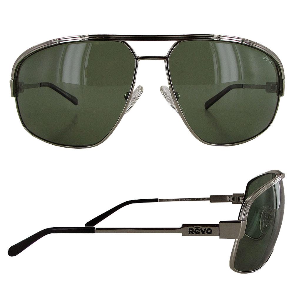 Revo-Unisex-1002-Stargazer-Aviator-Sunglasses thumbnail 11