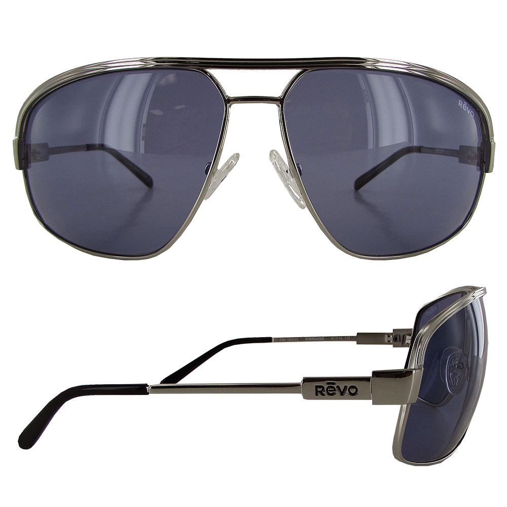 Revo-Unisex-1002-Stargazer-Aviator-Sunglasses thumbnail 15