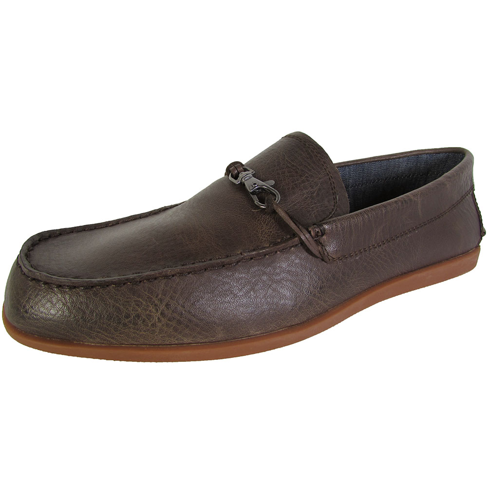 robert wayne mens slip on loafer dress shoes ebay