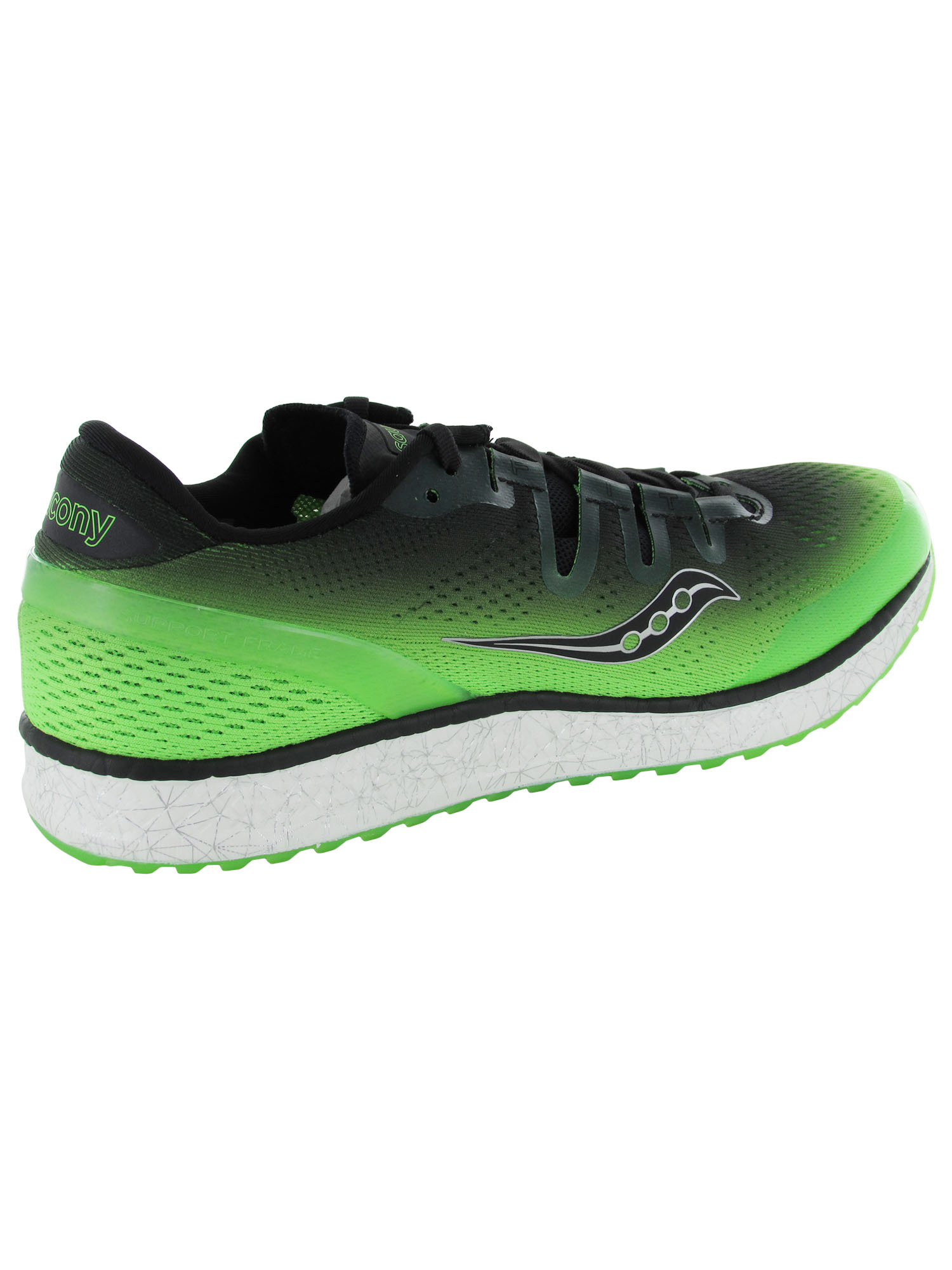 Detalles acerca de Saucony Freedom ISO Correr Zapatillas Zapatos para hombre mostrar título original