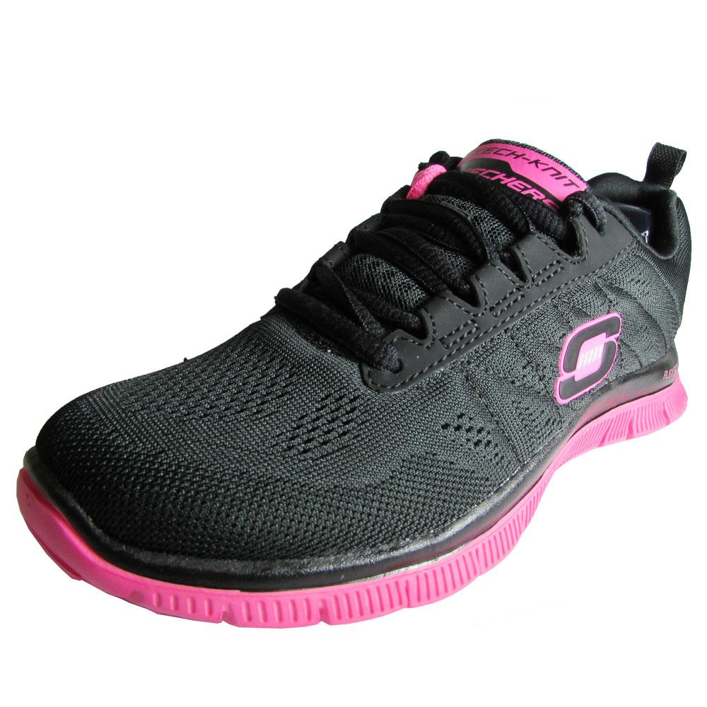 Skechers Womens 11729 Flex Appeal Sweet Spot Athletic Shoe
