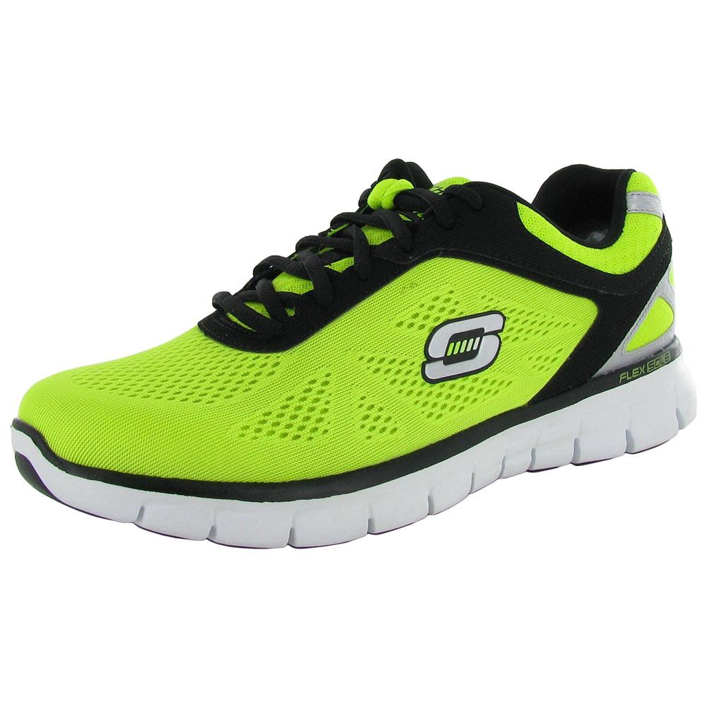 neon green skechers, Skechers Casual