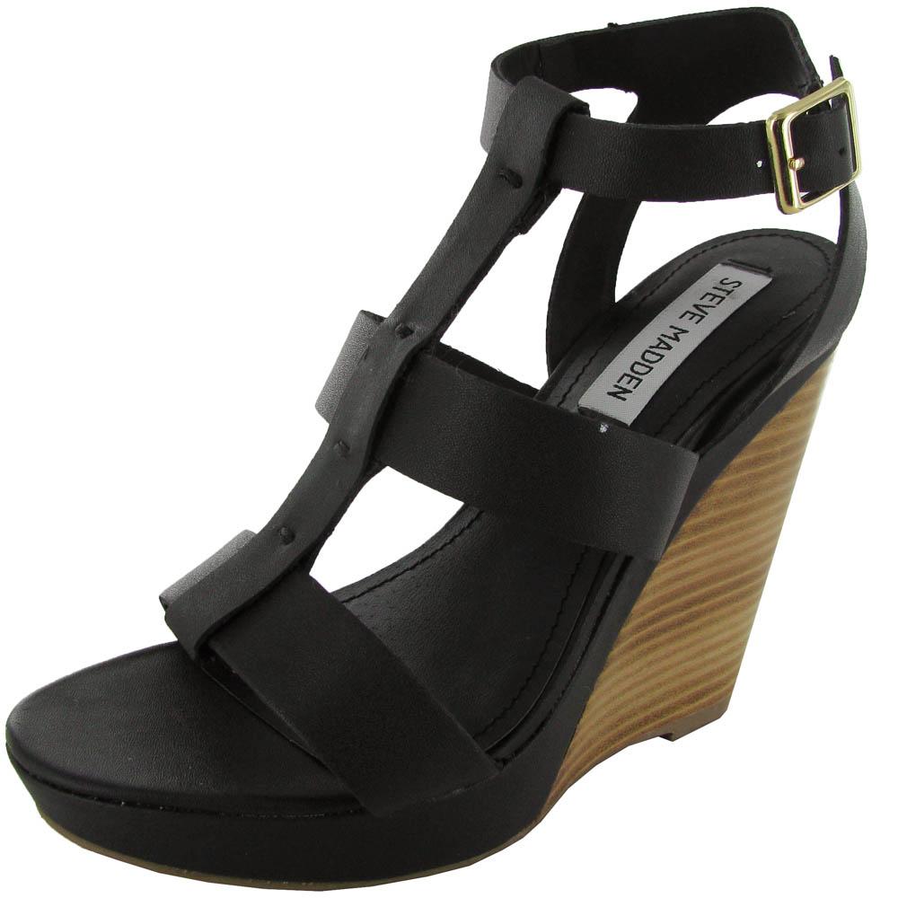 Wedge Sandals Steve Madden Steve Madden Wo...
