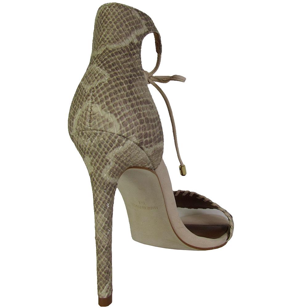 6d44fec3b2b Steve Madden Womens Salllie High Heel Sandal Shoes