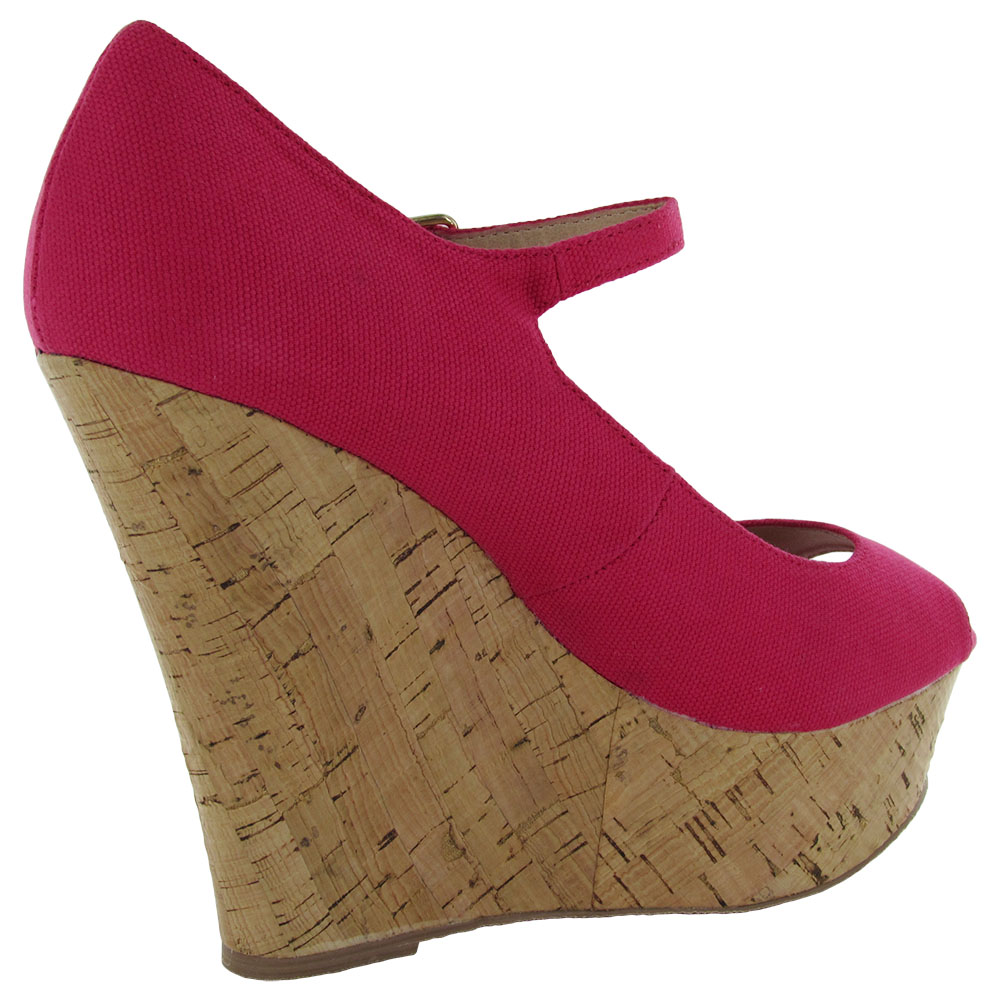 Steve-Madden-Womens-Waggon-Peep-Toe-Platform-Wedge-Pump-Shoe thumbnail 7