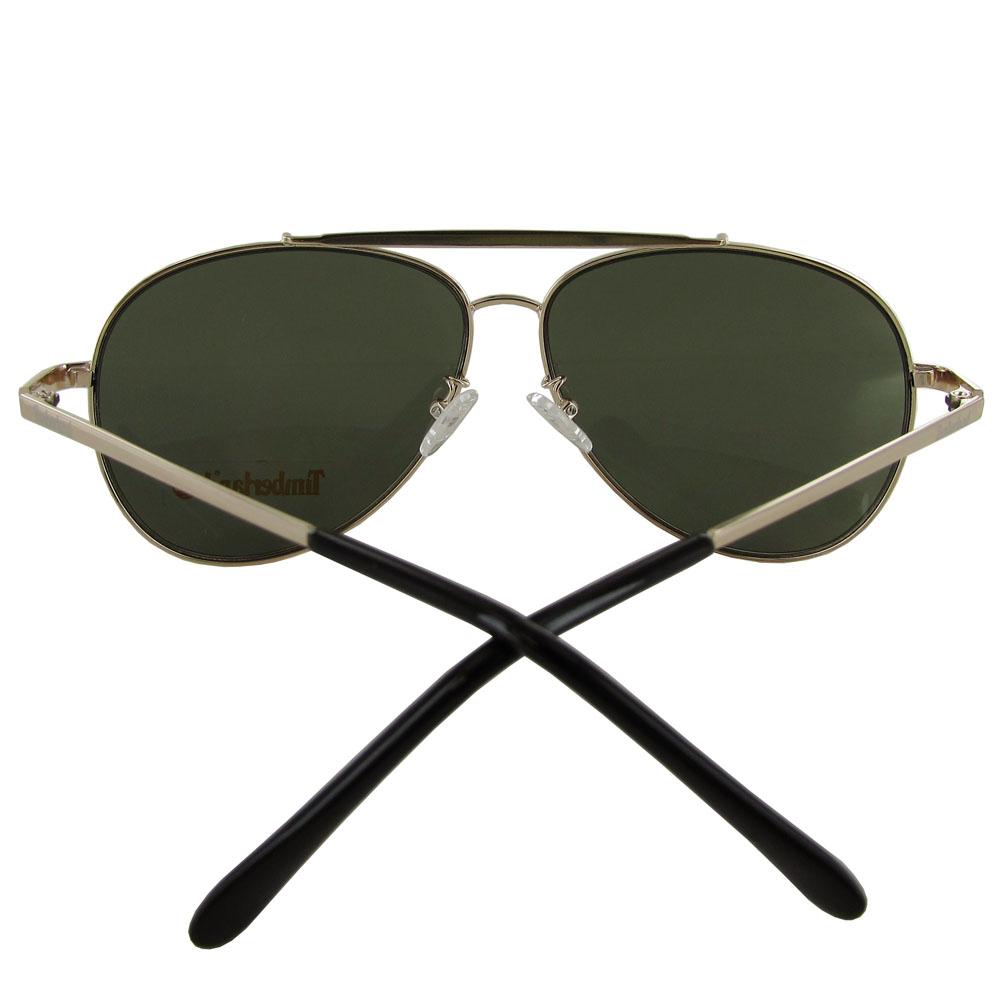 Mens Gold Frame Aviator Sunglasses : Timberland Mens TB7129 Metal Frame Aviator Sunglasses ...
