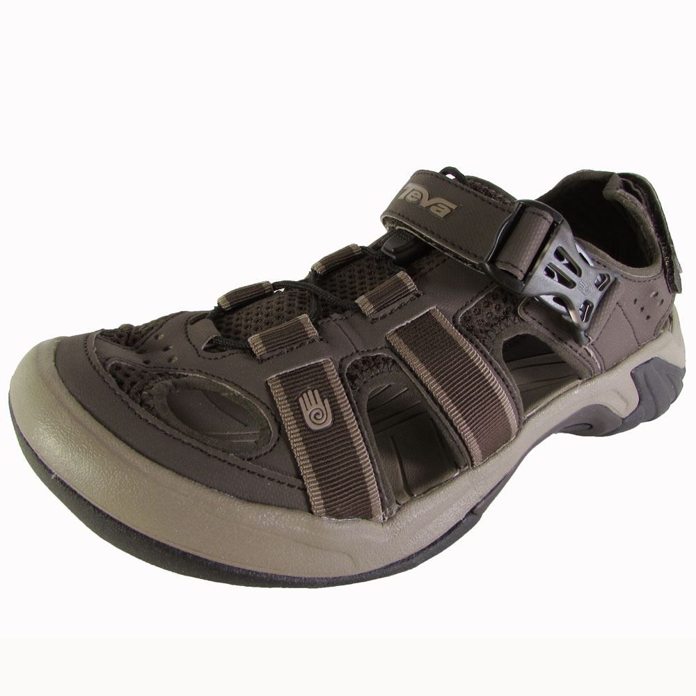 Wear Closed Toe Athletic Shoes