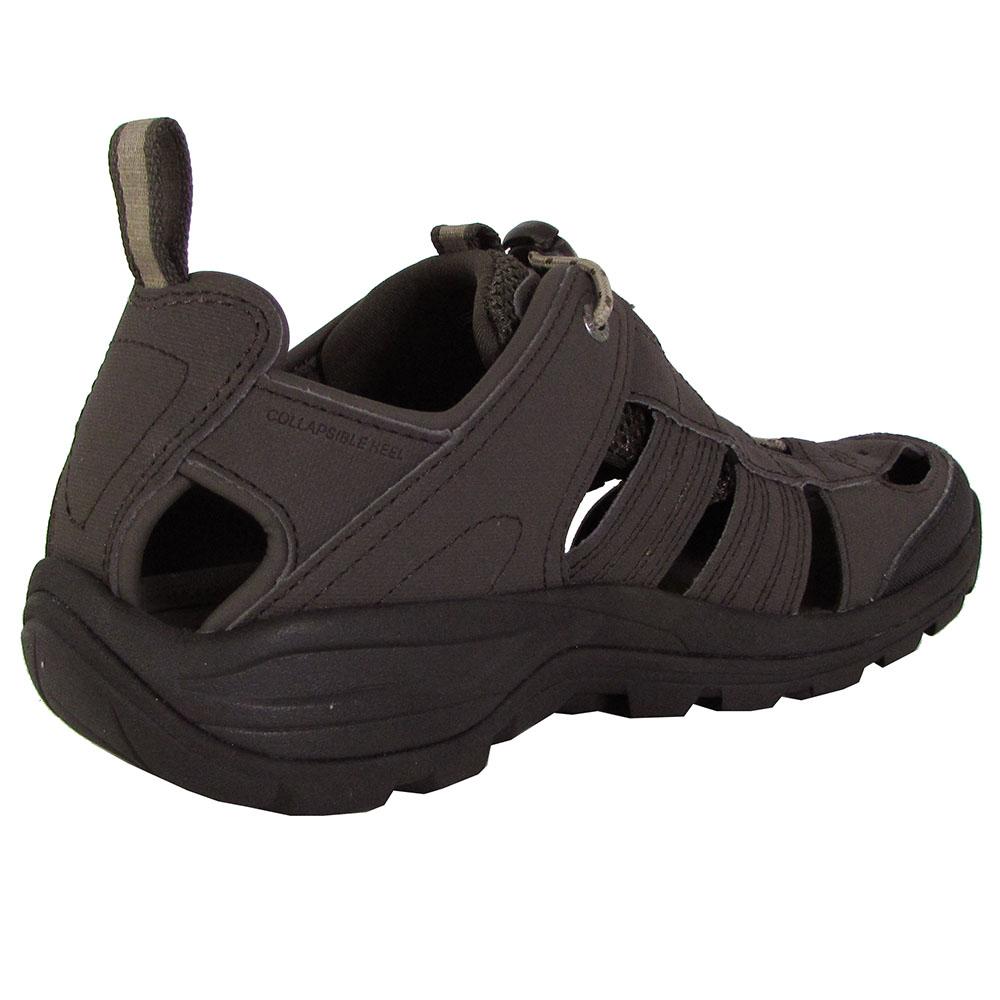Teva Mens Kitling Closed Toe Outdoor Sandal Shoes Black