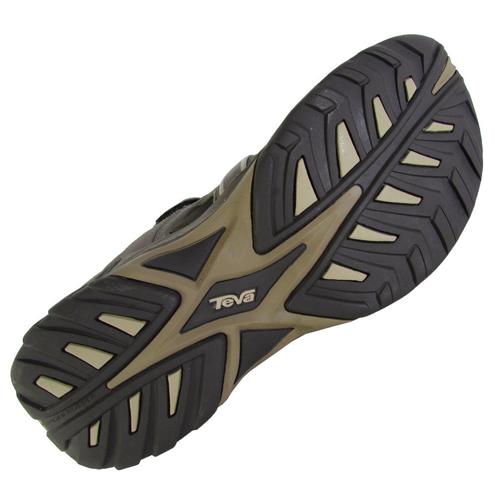 Teva Mens Omnium Closed Toe Athletic Sandal Shoes Ebay