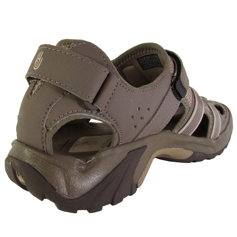 Teva Mens Omnium Closed Toe Athletic Sandal Shoes Ebay