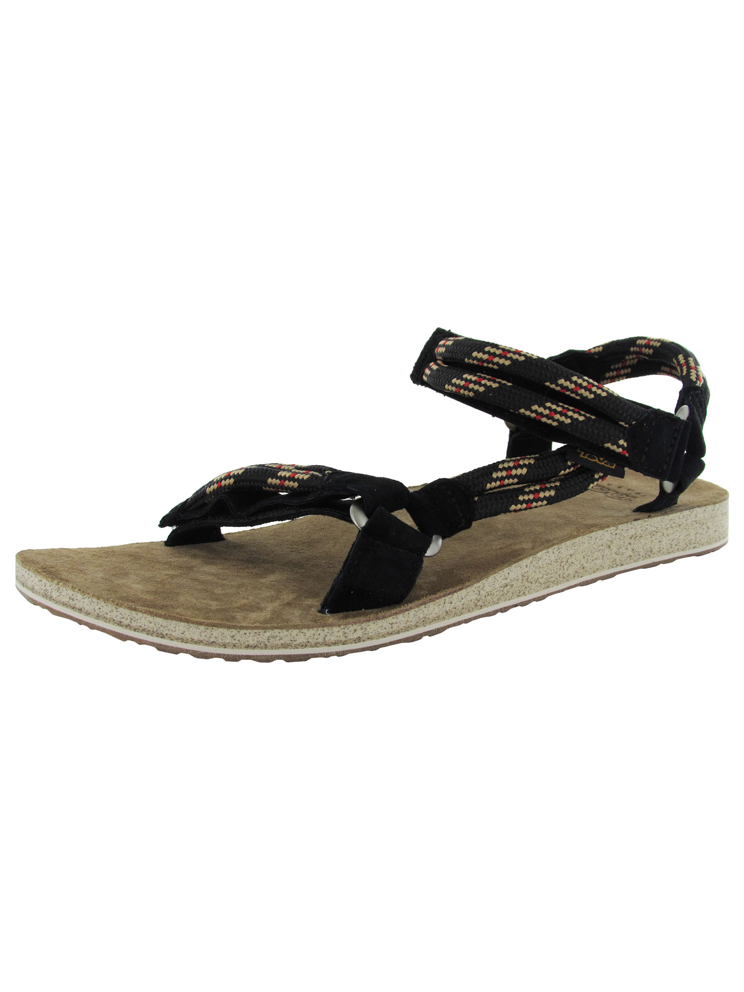 a8fee8f30 Teva Men s Original Universal Rope Sport Sandal Black Size 13 M