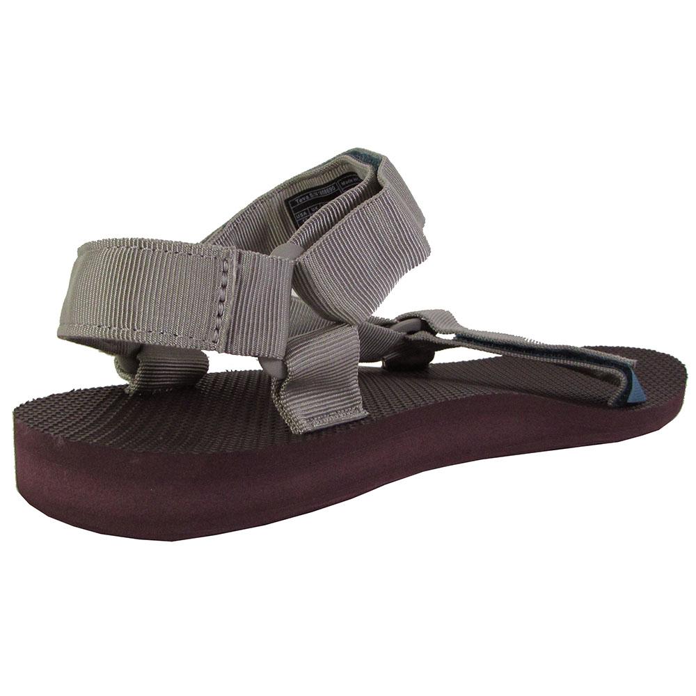 7bff8745d Teva Mens Original Universal Woolrich Sport Sandal Shoes 13 Grey for ...