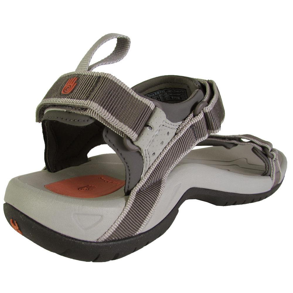 Teva Mens Tanza Open Toe Sport Sandal Shoes Ebay